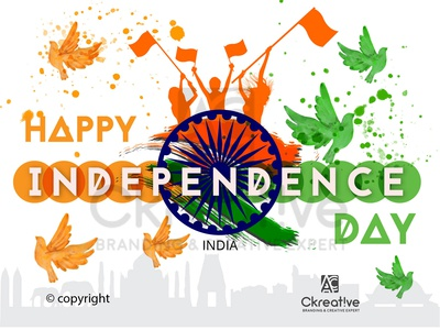 Happy Independence Day India -15 Aug