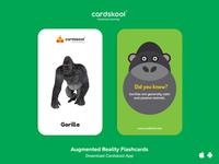 Cardskool Card Design (Gorilla)