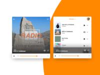SoundCloud for Mac concept