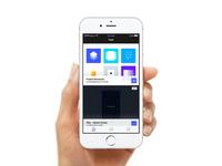 Inssspiration - Dribbble App Concept