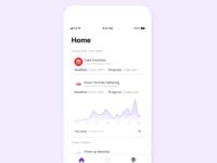 Client Tracker App