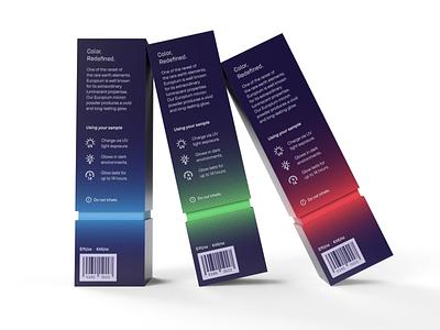 Element Packaging branding minimalist print design science elements packaging design packaging