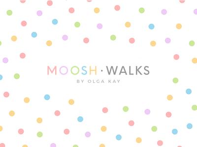 moosh walks by moshe bari dribbble