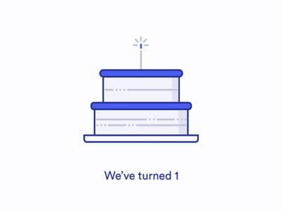 We've turned 1!