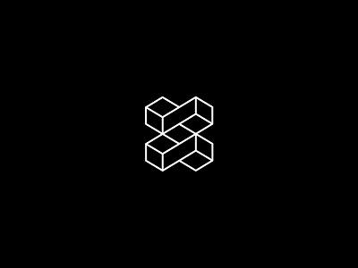 XYLO Mark monoline brand geometric minimalism logo logo design symbol mark branding
