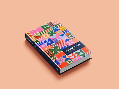 Pattern Cover Design system vibrant geometric pattern color print design cover book cover