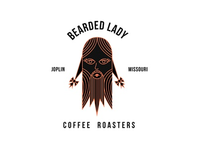 Bearded Lady T Shirt Concept