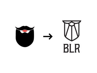 Logo Redesign - Bearded Lady Roasters