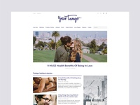 YourTango homepage