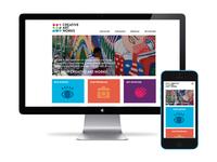 Creative Art Works website