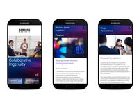 Samsung Business Mobile
