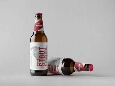 Beer Bottle beer graphic design