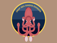 Deep Sea Divers Division - Emblem