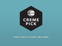 Creme Pick logo
