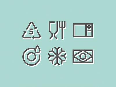 Icons WIP rafael eifler alexandre fontes package wip icone pictograma pictogram picto icon