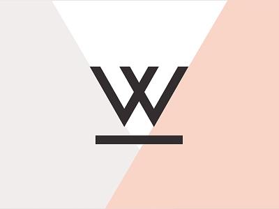 Wishic Logo Symbols monogram w luxury brand marca simbolo icon logo symbol fashion