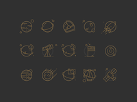 Orbital Icons