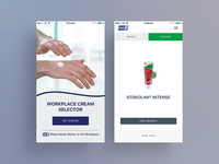 Cream Selector App