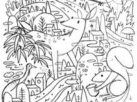 Critter Sketch