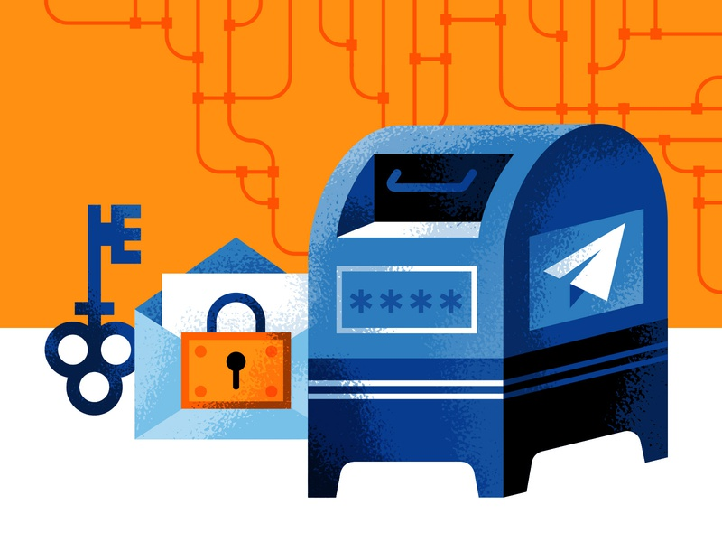 Encrypted Mailbox key mail privacy encryption email