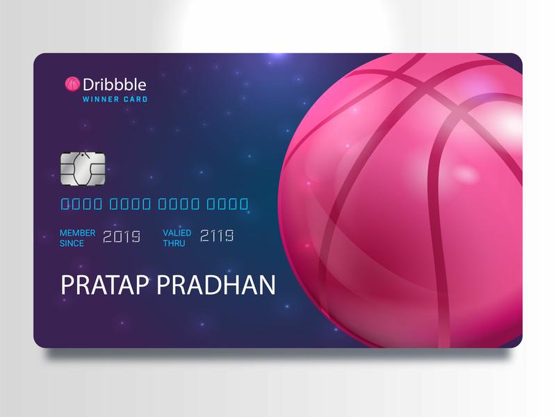 Dribbble winner announce welcome design illustraion announcement giveaway invitaion winner