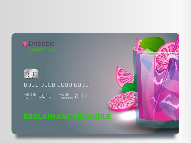 Winner Announcement pink lemonade illustraor winner announcement invitaion