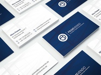 Business Card For Real Estate Agent