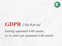 GDPR -Who thinks the same?