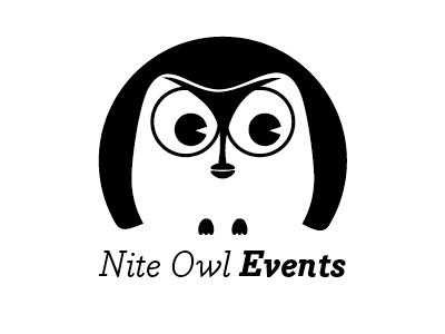 Fictive logo owl
