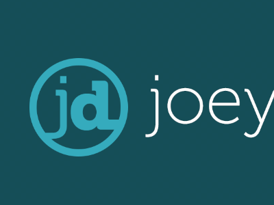 JD jd monogram logo