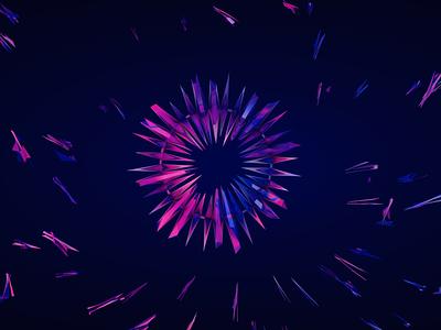 Torus art motion graphics motion shot inspiration creative circle cinema4d c4d animation abstract art abstract