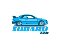 Subaru illustration