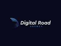 Digital Road logo design