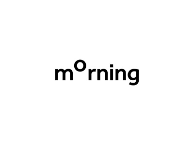 Playing with words challenge - 02 / Morning dribbble art type playing words ideas fun illustration simple logodesign daily challange daily typography shot design idea creative inspiration logo challenge