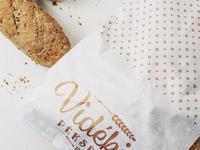 Videki bakery packaging