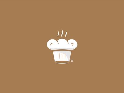 Pangastro logo symbol shot design fun bread chef hat hat chef brand identity brand design simple brand vector creative typography branding inspiration illustration identity logodesign logo