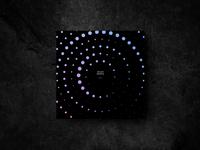 Solar People - vinyl design