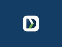 DEVHD logo symbol