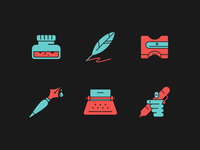 Free Art & Learning Icons