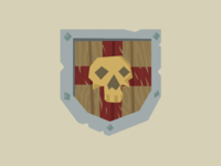 Shield of Timothy the Unlucky