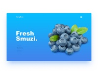 Daily UI Fresh Smuzi