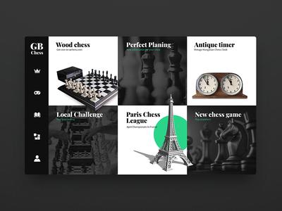 DailyUi for GB Chess