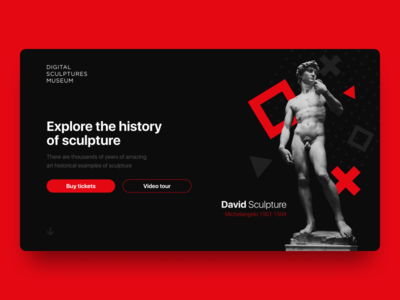 Digital Sculptures Museum Page