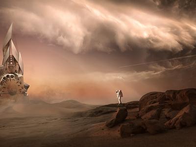 Intraplanetarium encounter