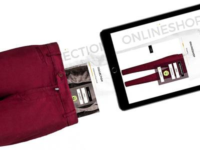 Retailer shop stock app ipad