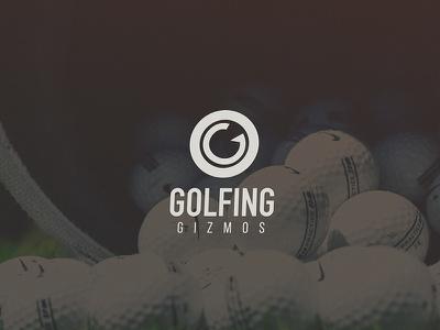 Golfing Gizmos company logo g golf icon sport golf logo company logo
