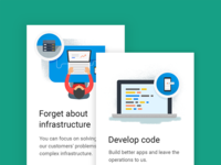 Google Firebase - Illustrations