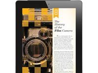 Film Camera History App