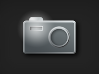 Detailed Camera Icon