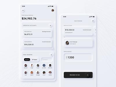 Banking App- Money Transfer card design card fintech money management transaction wallet currency money app money transfer finance bank finance app banking app